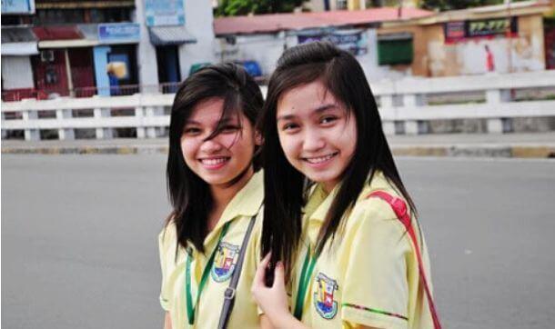 菲律宾人的英语-中学生