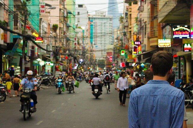 菲律宾游学缺点-交通拥挤