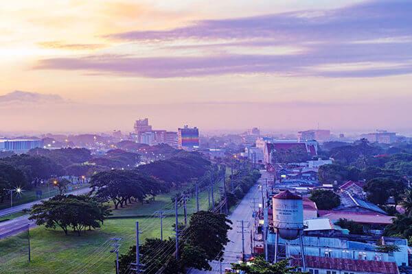 菲律宾游学推荐城市,克拉克