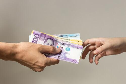 菲律宾小费,披索