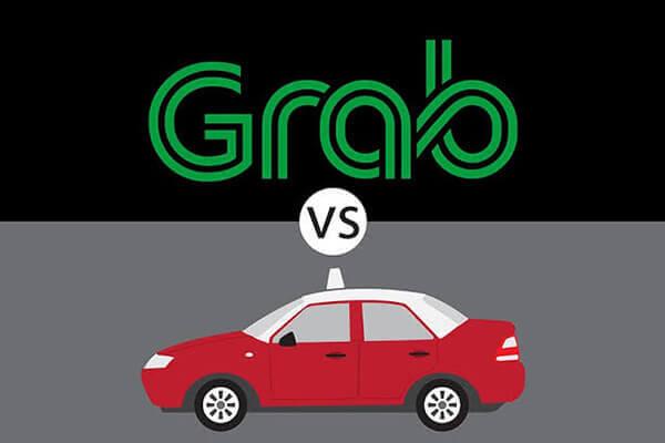 菲律宾Grab打车,Grab