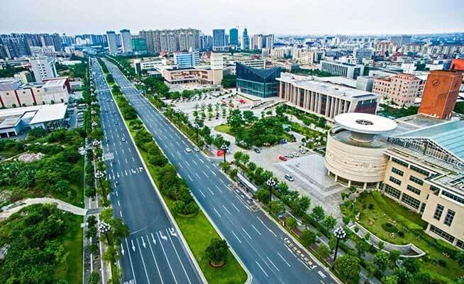 福建晋江和菲律宾达沃建立友好城市关系