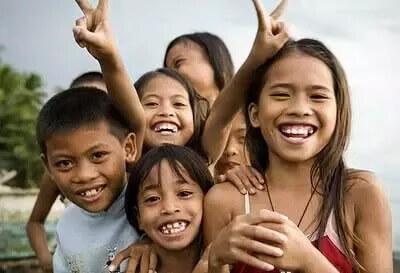 菲律宾人的微笑