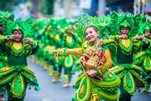 菲律宾圣婴节Sinulog