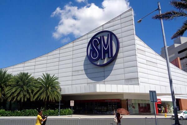 菲律宾首富,SM Mall