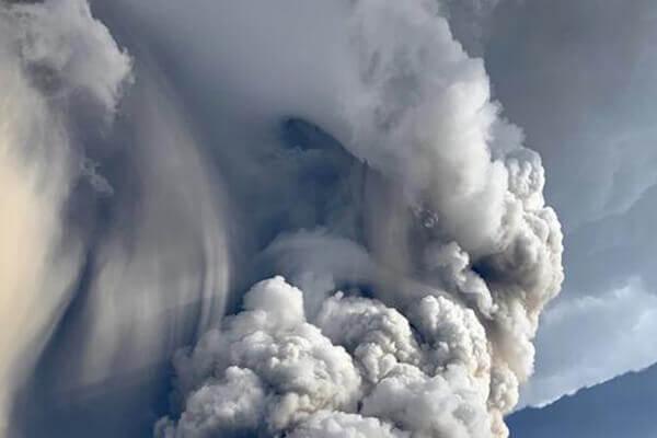 菲律宾火山喷发,塔尔火山