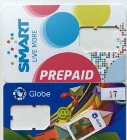 菲律宾手机上网-预付卡
