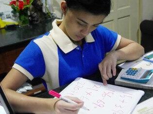 菲律宾人数学-做数学题