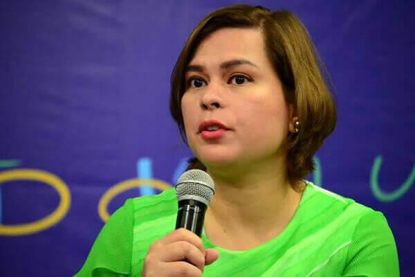 菲律宾总统女儿萨拉