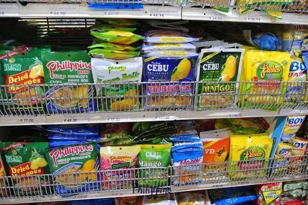 菲律宾超市购物,琳琅满目的商品