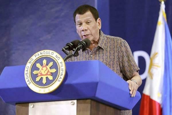 菲律宾进入紧急状态,杜特尔特