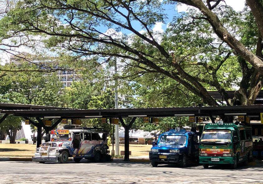 菲律宾出租车