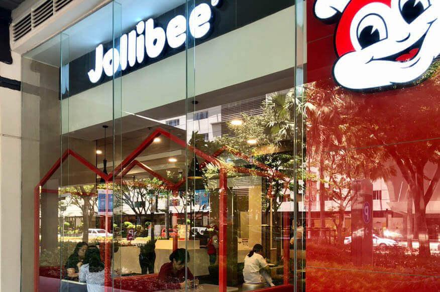 菲律宾餐厅-jollibee