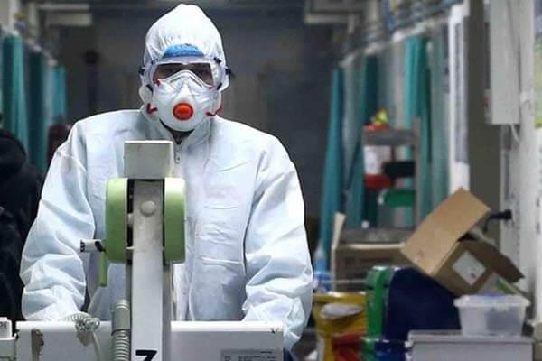 新型冠状病毒