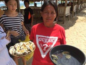 菲律宾夏令营-海鲜