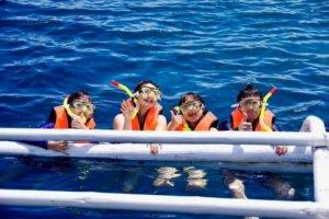 菲律宾夏令营-跳岛