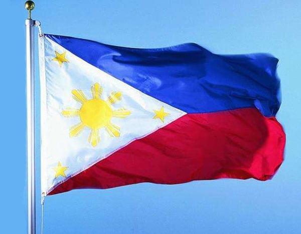 菲律宾游学业危机,菲律宾国旗