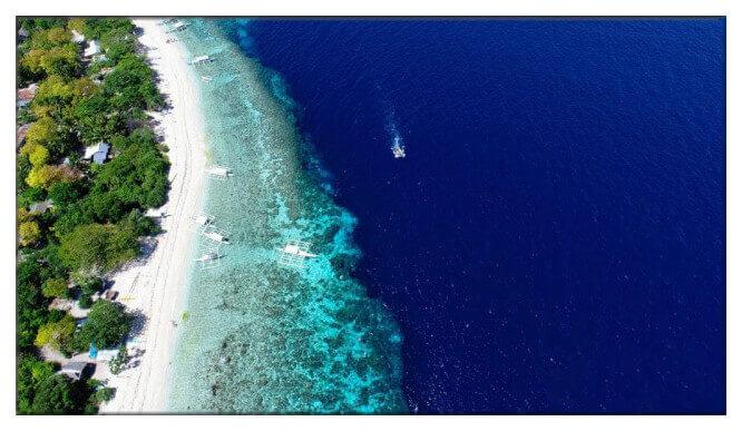 菲律宾宿务海景