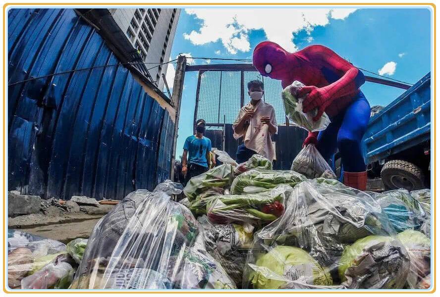 菲律宾蜘蛛人