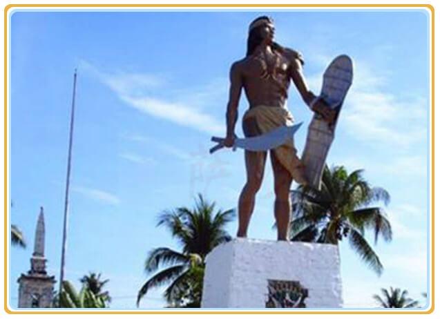 麦哲伦与菲律宾-麦哲伦双面纪念碑