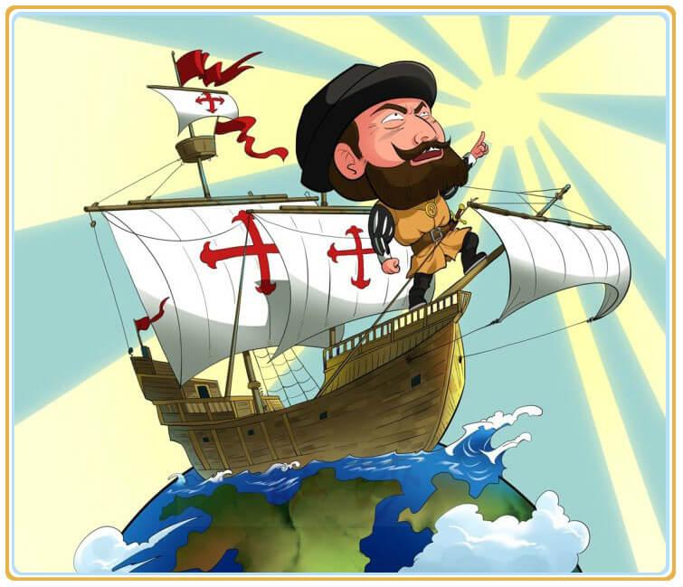 麦哲伦与菲律宾-航行图