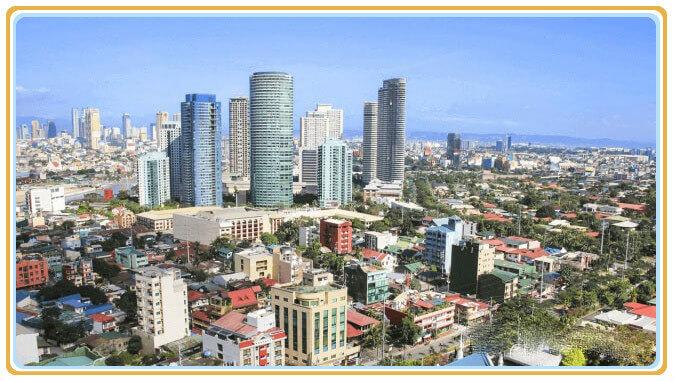 菲律宾游学地区-马尼拉