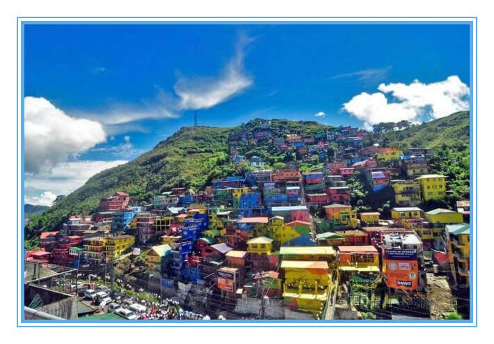 菲律宾游学地区-碧瑶