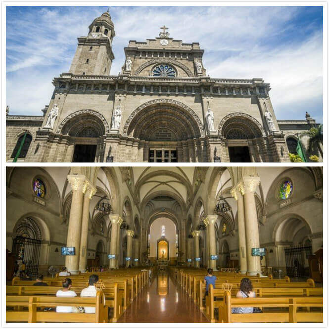 马尼拉王城-圣奥古斯丁教堂