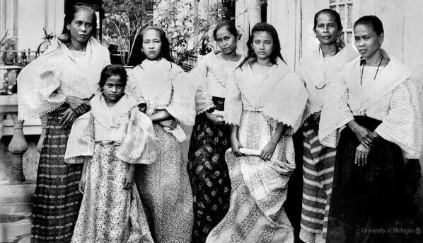 马尼拉王城-菲律宾统治时期的菲律宾人