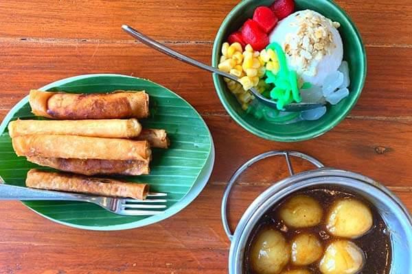 菲律宾甜点
