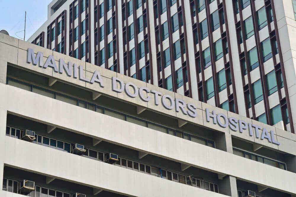 菲律宾看病-医院