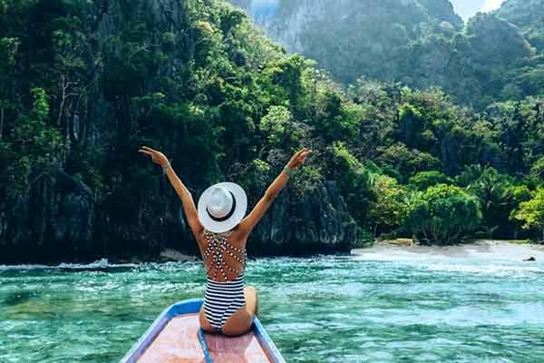 菲律宾泡沫旅游