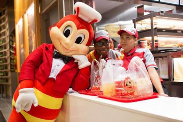 菲律宾快餐文化
