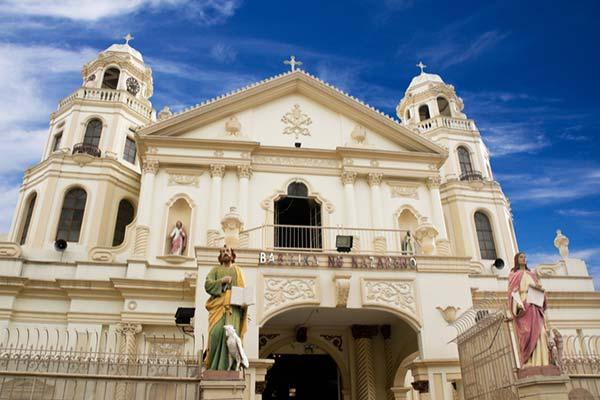 菲律宾受西方文化影响