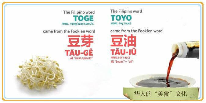 混装菲律宾语 :中文词汇