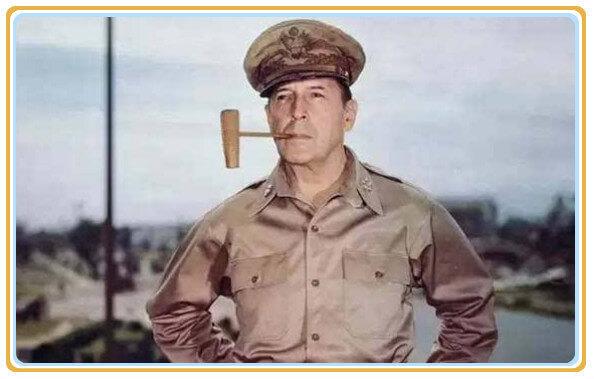 马克阿瑟将军