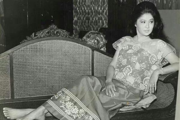 菲律宾第一夫人伊梅尔达
