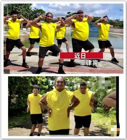 菲律宾猛男舞团