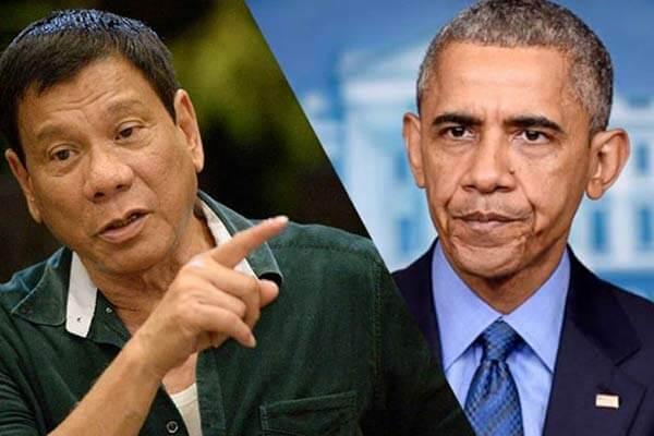 菲律宾总统杜特尔特言论