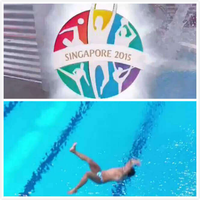 菲律宾跳水队