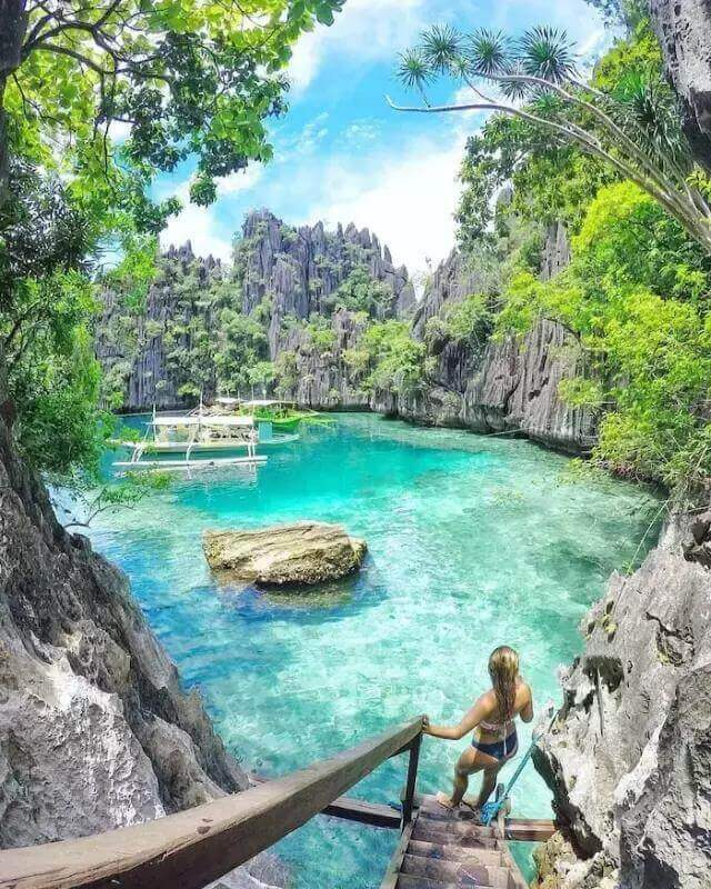 菲律宾巴拉望海岛