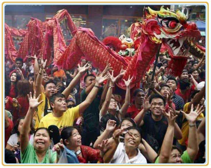 菲律宾华人群体 :传统习惯