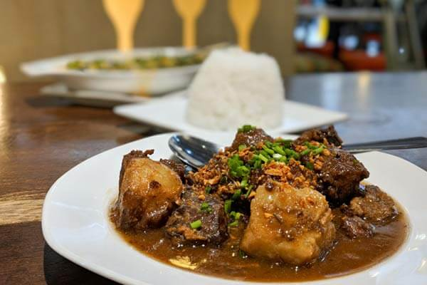 菲律宾最有名的美食