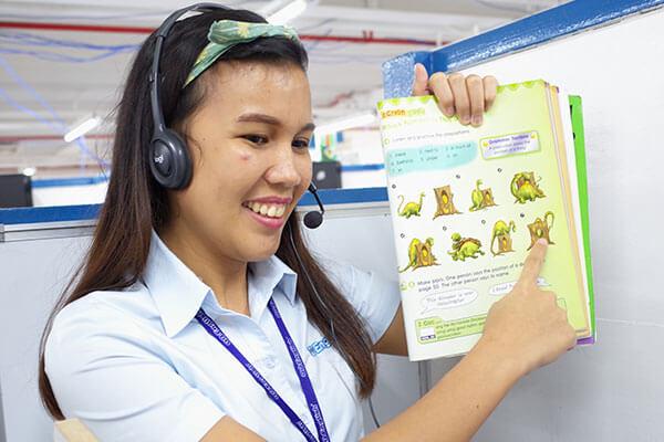 菲律宾游学这块跳板 :菲律宾外教