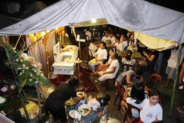 菲律宾葬礼