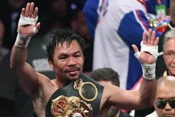 菲律宾奥运金牌数 :菲律宾拳王