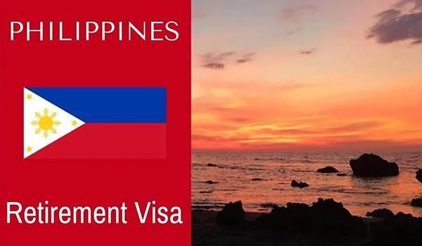 菲律宾退休移民