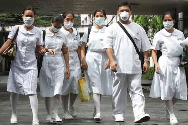 菲律宾海外护士