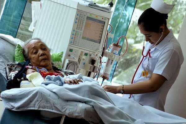 菲律宾护士短缺
