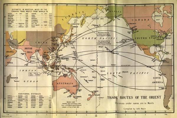 菲律宾地理位置